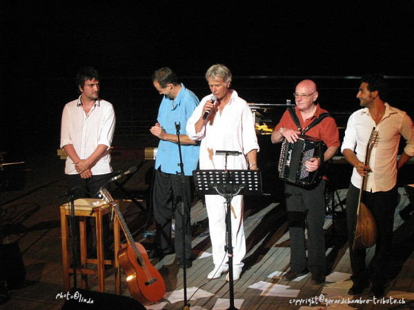 photo Yorfela, Thierry Jan,Gérard Chambre,Jacques Deville,Mika Apamian